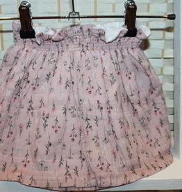 Babidu Babidu  Skirt old pink flower