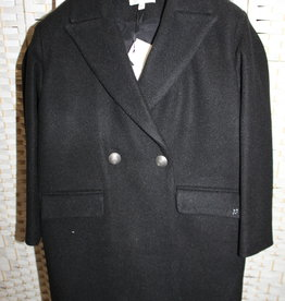 Kocca Kocca COAT BLACKNADRA 00016