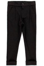 Boboli Boboli Knit trousers fantasy for boy BLACK 731056