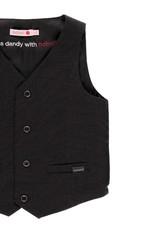 Boboli Boboli Vest fantasy for boy BLACK 731135