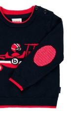 Boboli Boboli Knitwear pullover for baby boy NAVY 713225