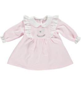 Deolinda Deolinda dress pink horse
