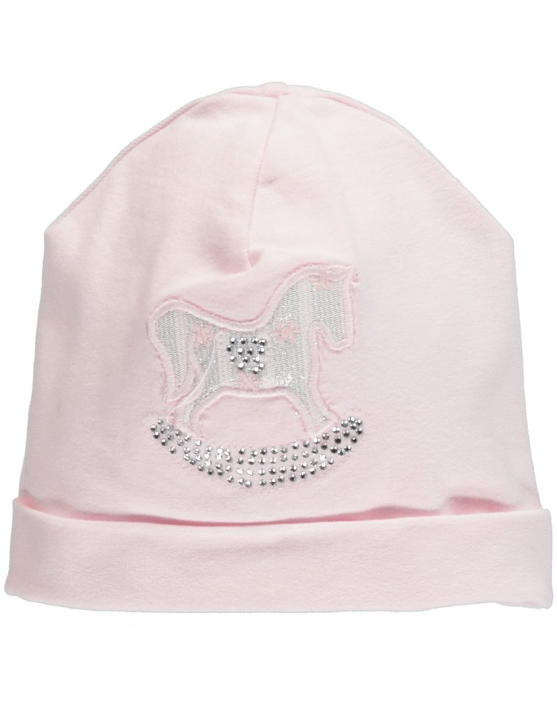 Deolinda Deolinda  hat pink horse