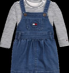 Tommy Hilfiger Tommy Hilfiger Baby 2-Piece KN0KN013810A4 Navy White Stripe