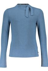 Frankie&Liberty Frankie&Liberty Anna Knit Tee 41.8 CERCULEAN BLUE-FL21736