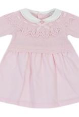 Dr Kid Dr Kid Dress (Newborn) 252-Rosa Bebé-DK103