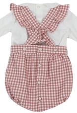 Dr Kid Dr Kid Conjunt (Newborn) 255-Rosa Escuro-DK148