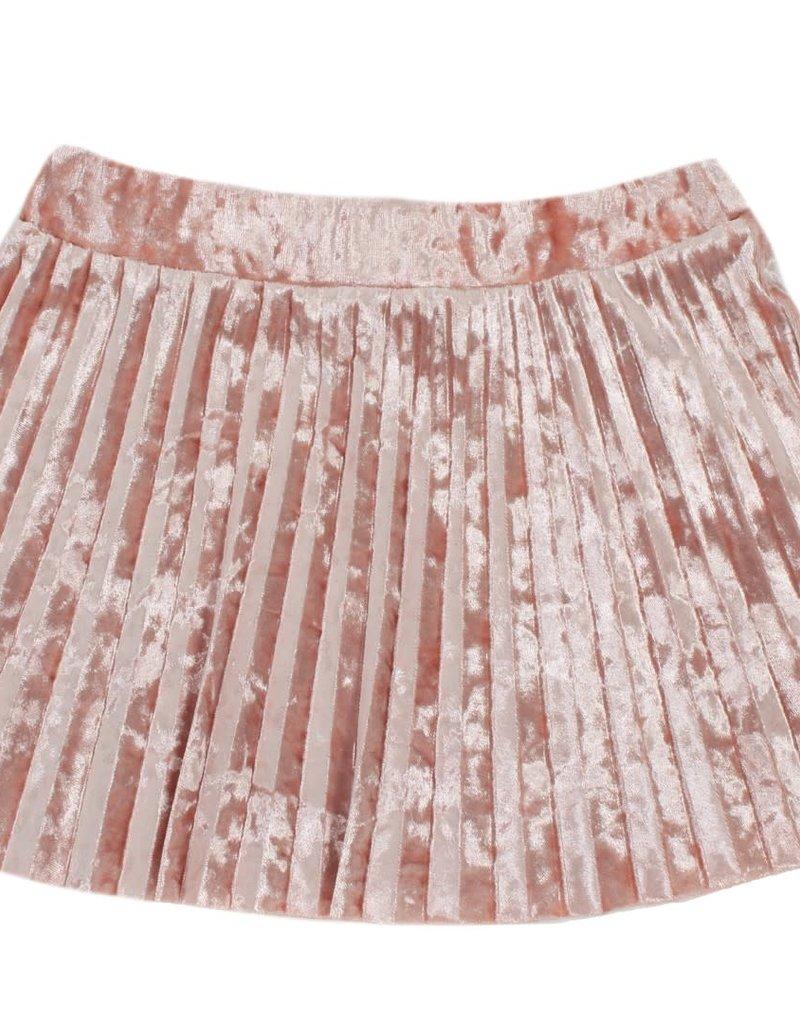 Dr Kid Dr Kid Baby Girl Skirt 251-Rosa Claro-DK337