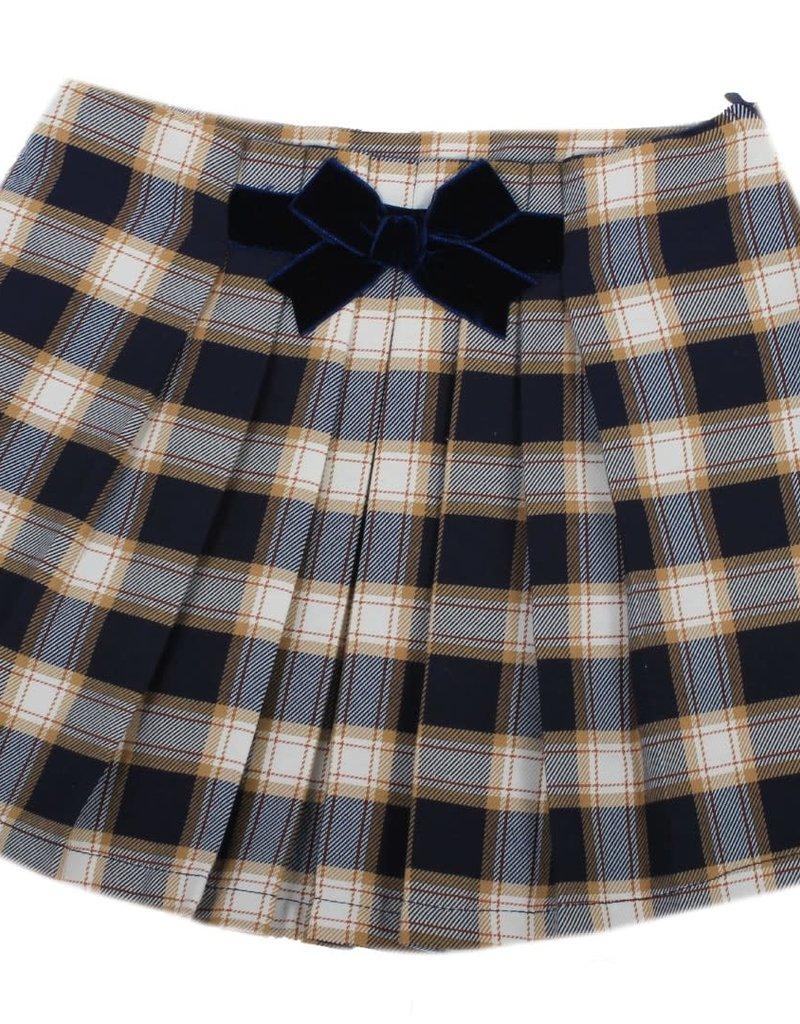 Dr Kid Dr Kid Girl Skirt 295-Marinho Esc-DK404