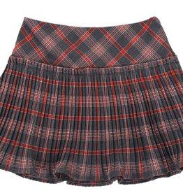 Dr Kid Dr Kid Girl Skirt 160-Vermelho-DK472