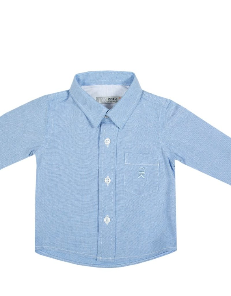 Dr Kid Dr Kid Baby Boy Shirt 080-Azul-DK535