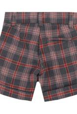 Dr Kid Dr Kid Baby Boy Shorts 160-Vermelho-DK562