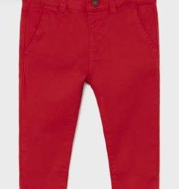 Mayoral Mayoral  pants red