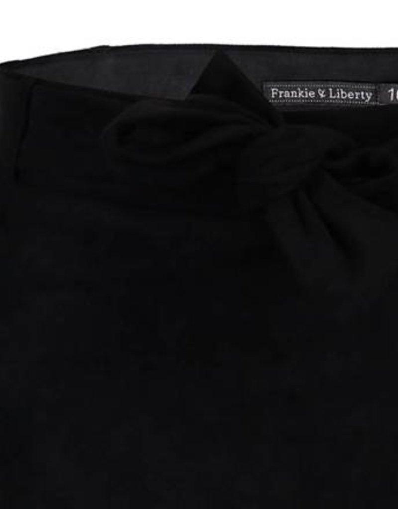 Frankie&Liberty Frankie&Liberty Alisha Skort 03 BLACK-FL21711