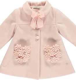 Piccola Speranza Piccola Speranza Coat pink