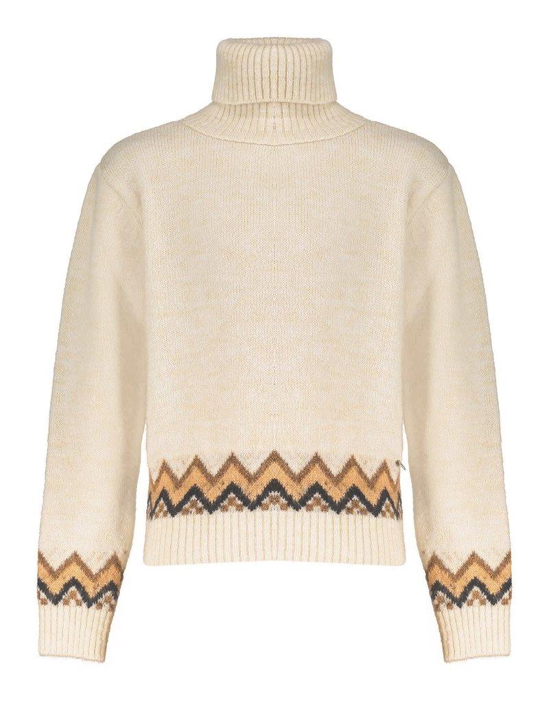 Frankie&Liberty Frankie&Liberty Amelie knit IVORY-FL21803
