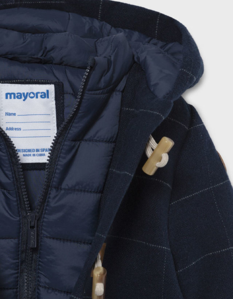 Mayoral Mayoral Trench dark blue - 21 02421