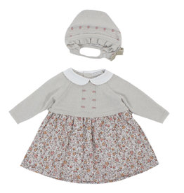 Dr Kid Dr Kid  dresses grey whith hat