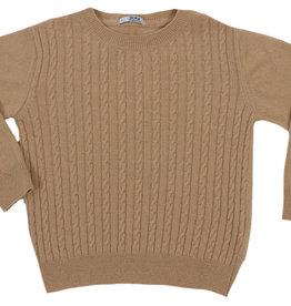 Dr Kid Dr Kid Boy Sweater 680-Camel-DK23