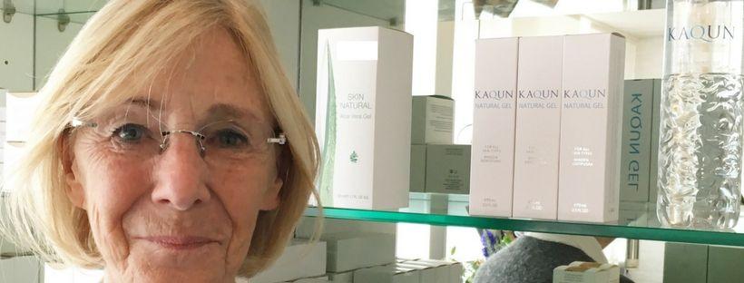 Wanneer adviseert een schoonheidsspecialist KAQUN Gel?