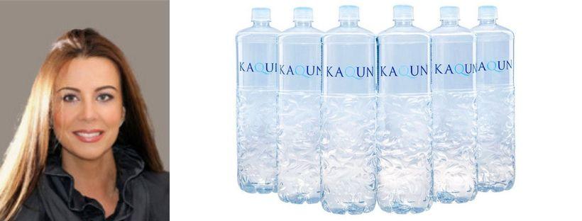 Beauty trendwatcher Mirna van Donselaar vertelt haar ervaring met KAQUN Drinkwater.
