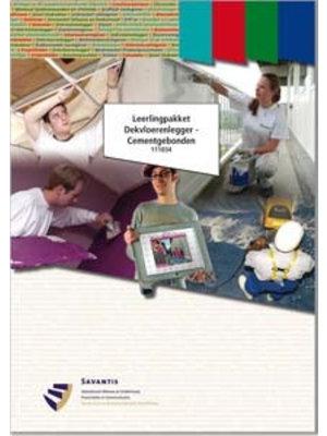 112031 - Leerlingpakket Dekvloerenlegger - Cementgebonden dekvloeren en gietdekvloeren