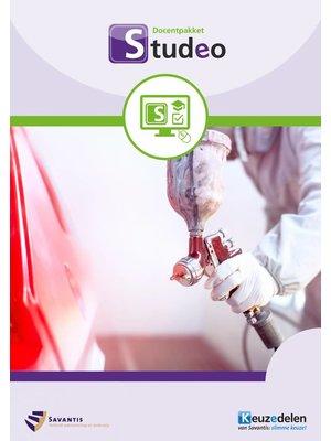 518001 - Docentpakket Keuzedeel K0381 Voorbereiding op niveau 2 Schilder