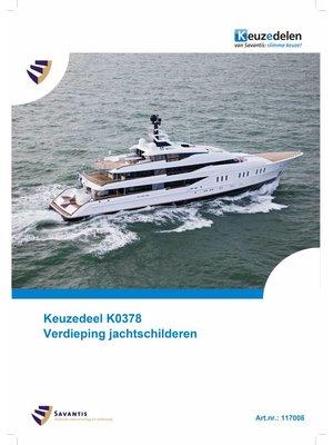 117008 - Keuzedeel K0378 Verdieping jachtschilderen (papieren versie)