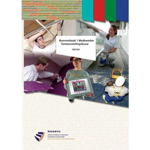 103145 - Bronnenboek 1 Medewerker Tentoonstellingsbouw