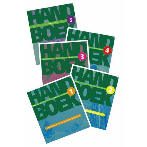 113019 - Deel 1 tm 5: set handboeken
