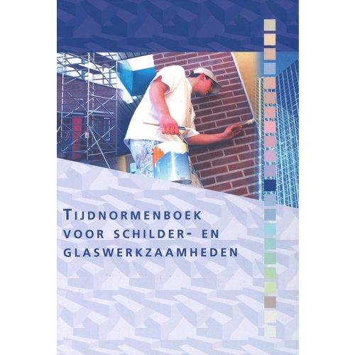 986405 - Tijdnormenboek voor schilder- en glaswerkzaamheden