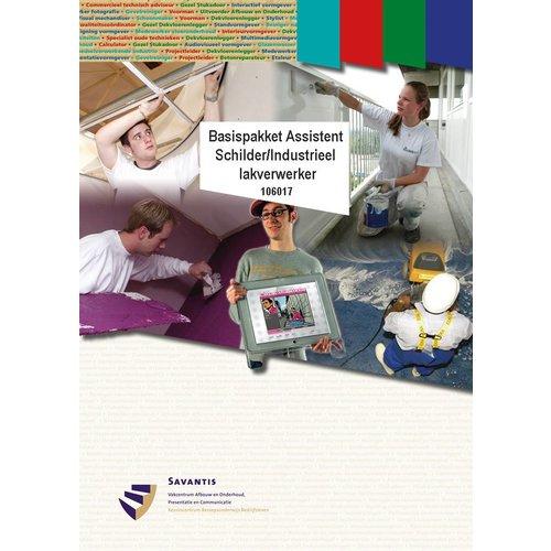 106017 - Basispakket Assistent Schilder/Industrieel lakverwerker