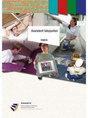 106018 - Assistent Lakspuiten