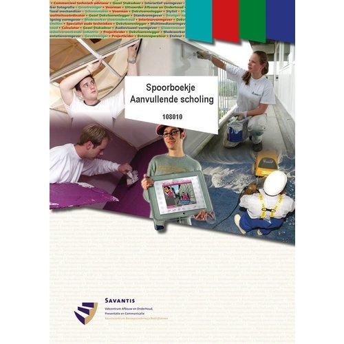 108010 - Spoorboekje (schilder worden) Aanvullende scholing