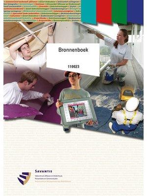 110023 - Bronnenboek voor de schilder