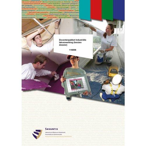 116008 - Docentenpakket Industriële lakverwerking (herzien dossier)