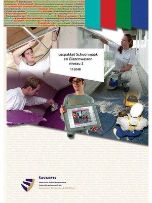 115048 - Lespakket Schoonmaak en Glazenwassen niveau 2