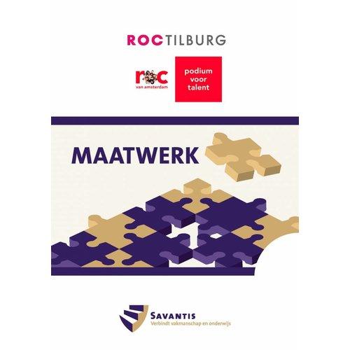 116024 - Werkwijzer Steenachtige ondergronden Schilder niveau 2 - ROC Tilburg-ROC van Amsterdam