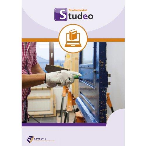518002 - Studentpakket Schilder (Studeo) €408,50