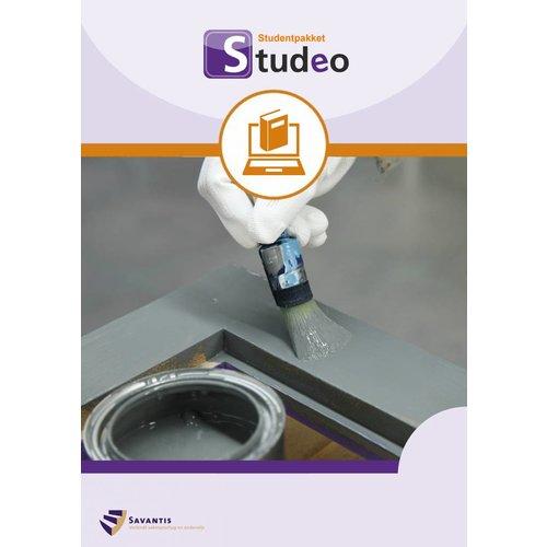 516002 - Leerlingpakket Entree - richting Schilder (Studeo versie) €168,50