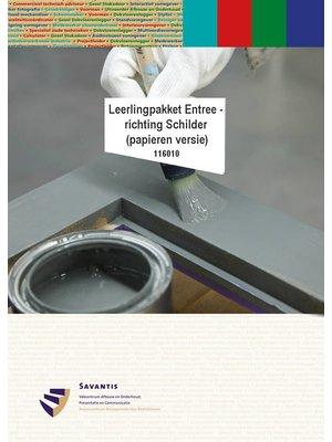 116010 - Leerlingpakket Entree - richting Schilder (papieren versie)