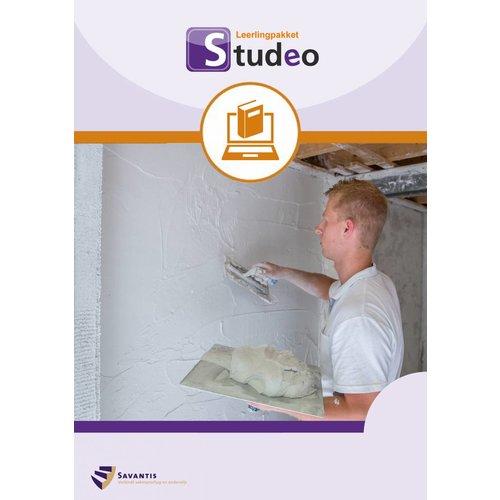515002 - Leerlingpakket Stukadoor (Studeo versie) €236,95
