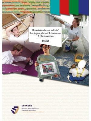 115053 - Docentenmateriaal inclusief leerlingenmateriaal Schoonmaak en Glazenwassen (herzien dossier)