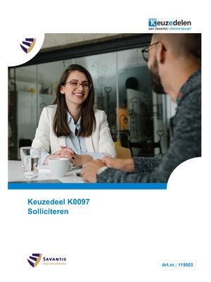 119003 - Keuzedeel K0097 Solliciteren (papieren versie)
