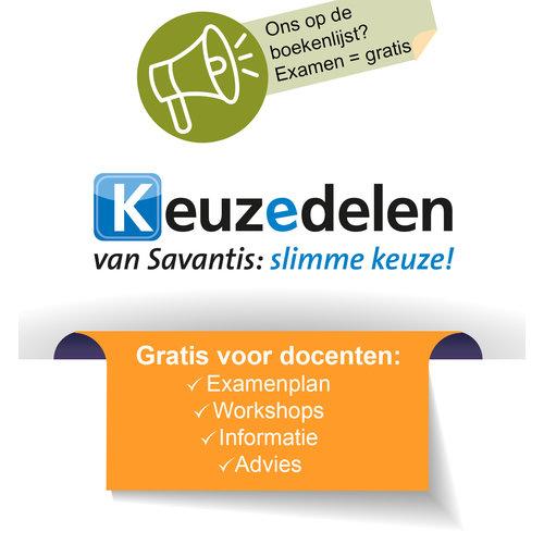 Gratis diensten en producten rondom keuzedelen speciaal voor docenten!!