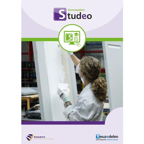 519015 - Docentpakket Keuzedeel K0170 Schilders-en onderhoudswerkzaamheden voor de assistent