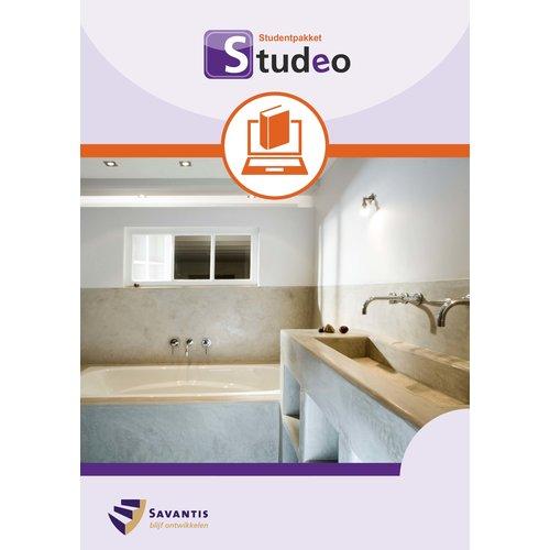 521007 - Studentpakket Decoratiestukadoor