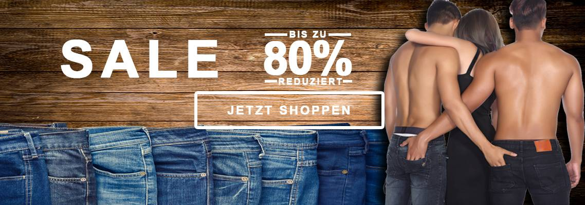 Jaza Fashion Jeans Banners
