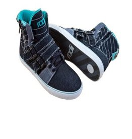 Radii Straight Jacket Vlc.Black Demin Tiffany