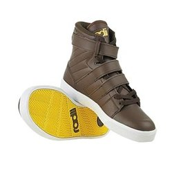 Radii Straight Jacket Vlc.Brown en cuir